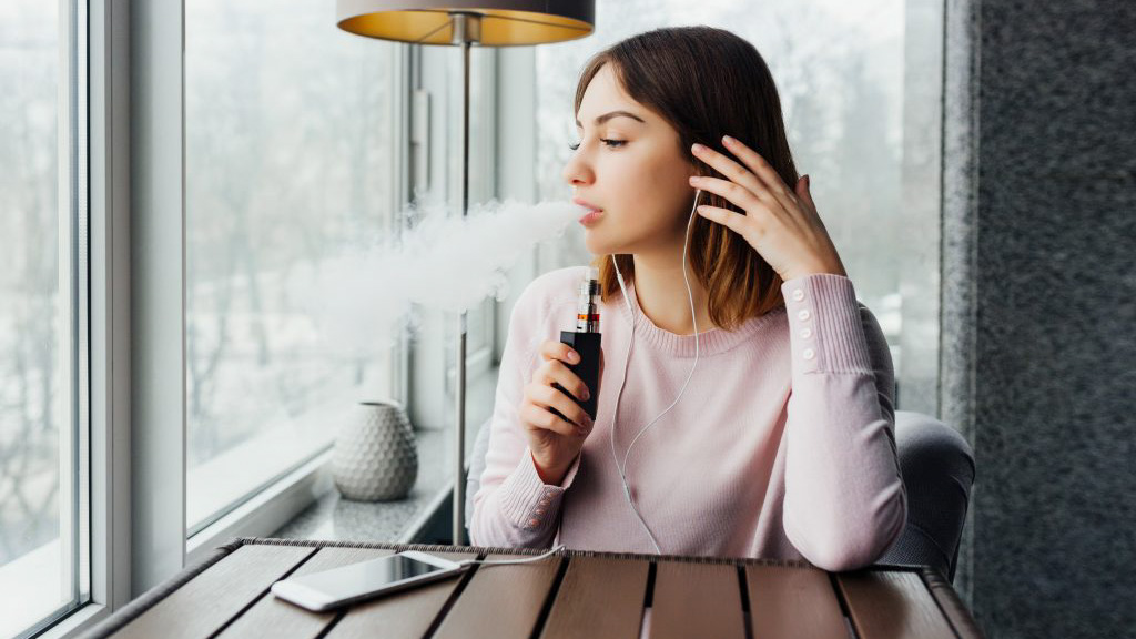 How E-cigarettes Affect Your Oral Health