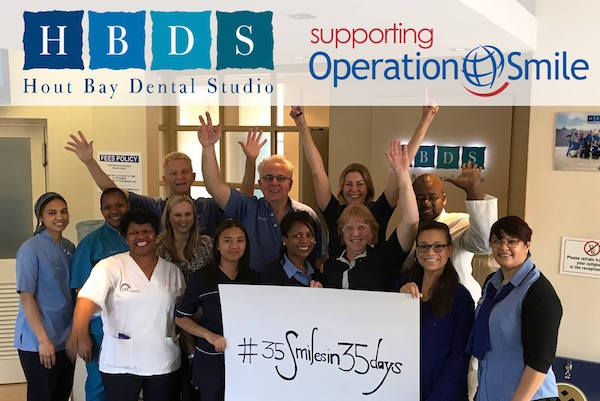 HBDS supports Operation Smile