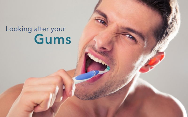 Looking after your gums